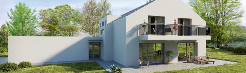 RESERVEE villa a Thielle avec parcelle de 1211m2