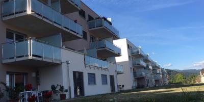 Appartement de 3 pièces Minergie à Cernier