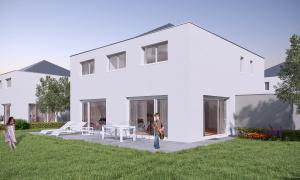 Bientôt à Wavre  - 13 villas individuelles de 6 ½ pièces à vendre